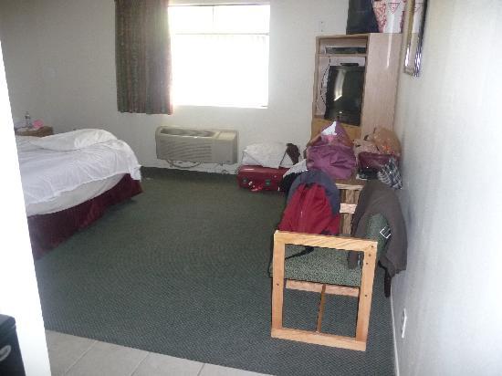 Jolly Roger Hotel: la chambre