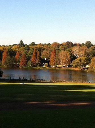 Johannesburg Botanical Gardens and Emmarentia Dam