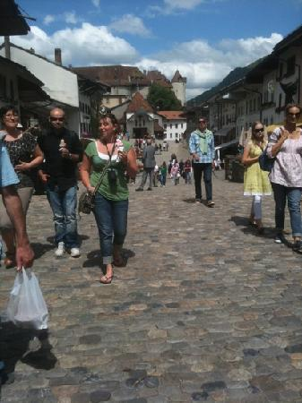 La Gruyere, Ελβετία: cly1982
