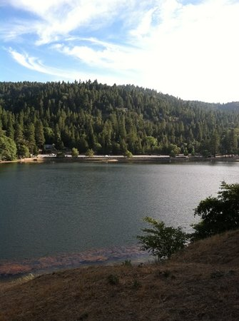 Lake Gregory Regional Park : Beautiful Lake Gregory