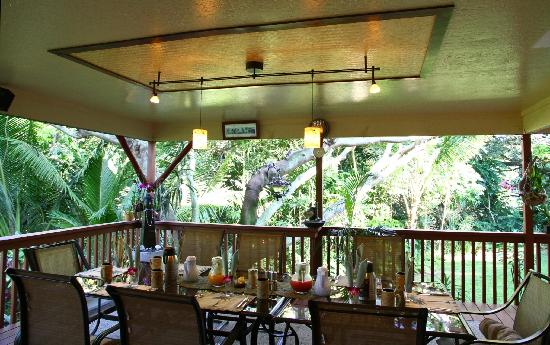 Honu Kai B&B : Dining Area