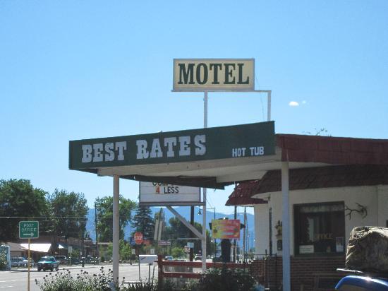 Office of Circle R Motel Salida, CO