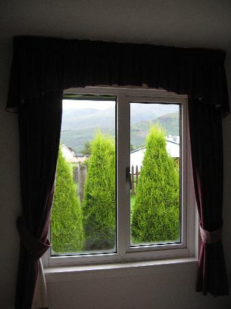 Lochan Cottage Guest House: Room with a view