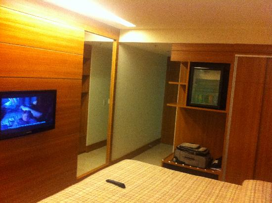 Hotel Granada: Quarto2