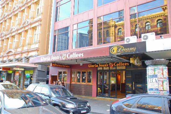 Gloria Jeans Flinders Street Melbourne: The store