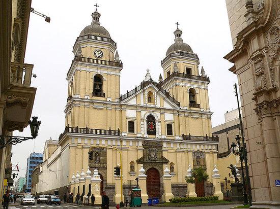 Lima, Pérou: Fachada