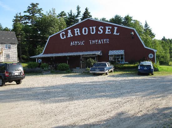 Carousel Music Theater: Carousel Dinner Theatre