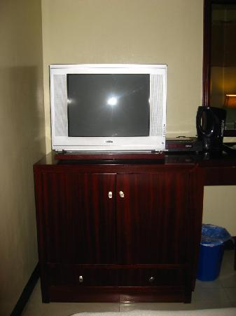 Hotel Fortuna: cable TV