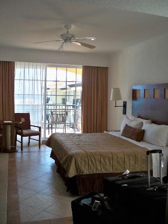 Hotel Marina El Cid Spa & Beach Resort: One bedroom suite