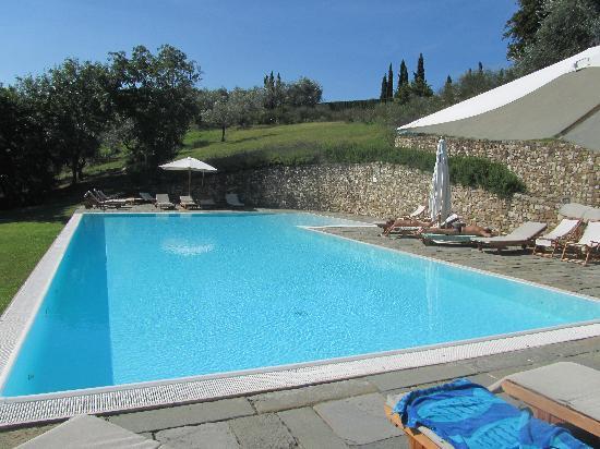 Castello di Bibbione: pool