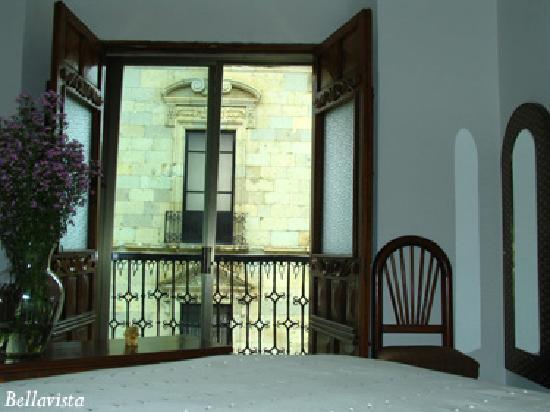 Casa de Siete Balcones: SUS BALCONES Y VISTAS