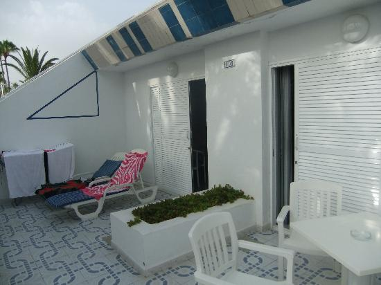 Puerto Colon Club : Double Balcony