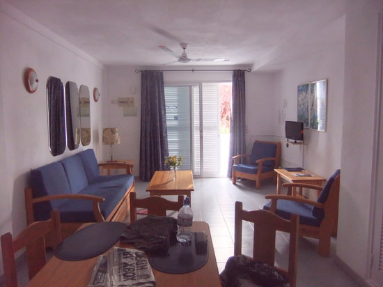 Puerto Colon Club : Sitting Room