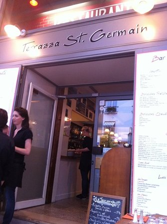 Terrazza St-Germain: terrazza st germain