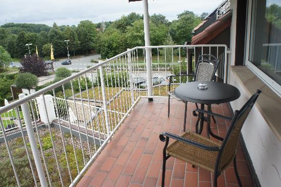 Ringhotel Teutoburger Wald: Balcony...