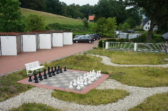 Ringhotel Teutoburger Wald: Anybody up for chess?