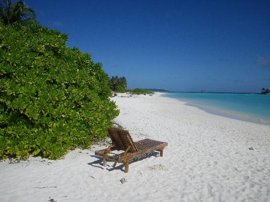 Sun Island Resort: пляж