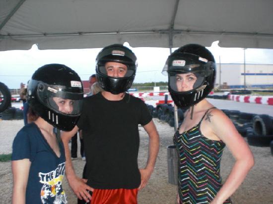 Cayman Karting : Speed Racers
