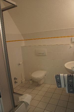 Hotel am Wind: Bathroom