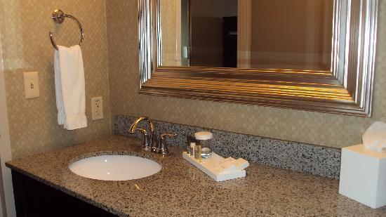 Riverwind Hotel: Bathroom sink