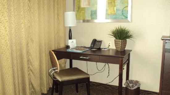 Riverwind Hotel: Desk