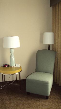 Riverwind Hotel: Chair