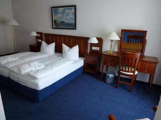 Hotel Badehaus Goor: Zimmer Badehaus Goor