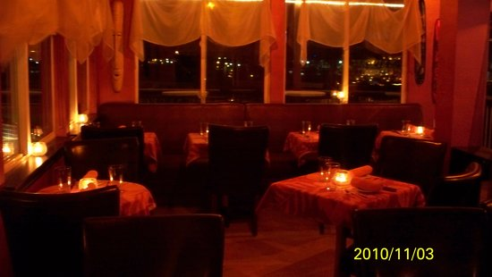 La Barataria: Dining Room