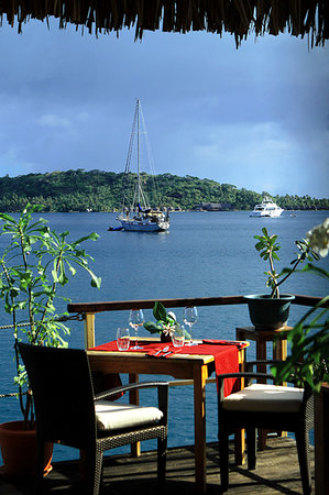 Restaurant St James Bora Bora Reservations