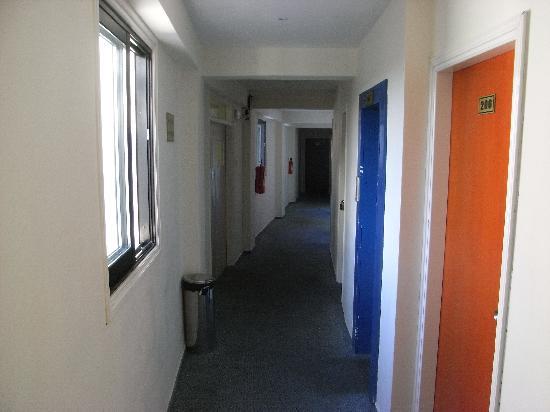 Mariandy Hotel: The corridor (2nd floor).