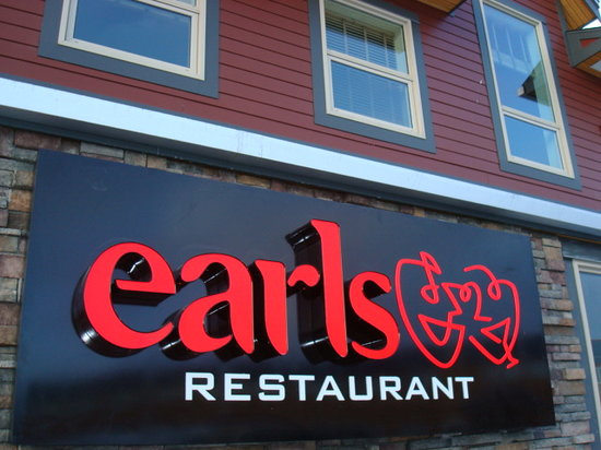 Earls Restaurant: Welcome to Earls Whitehorse!