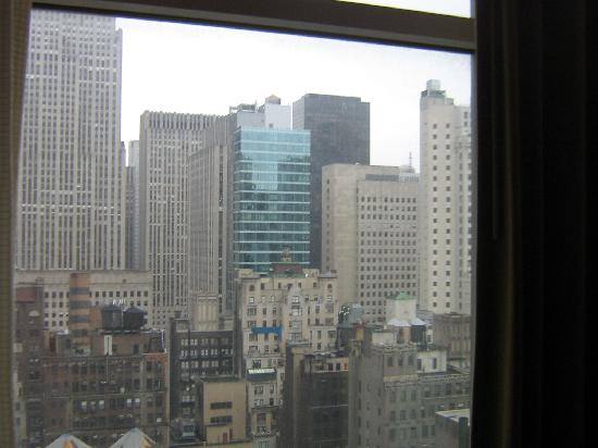 Sofitel New York: our view from the room