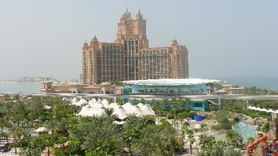 Atlantis, The Palm: das Atlantis
