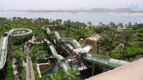 Atlantis, The Palm: der Wasserpark