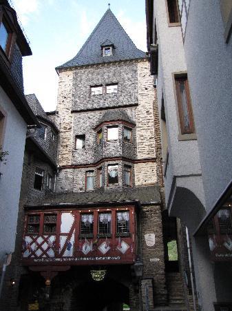 Hotel Kranenturm: Hotel entrance