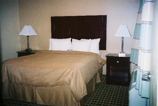 Clarion Inn & Suites Atlantic City North: Separate Queen Room