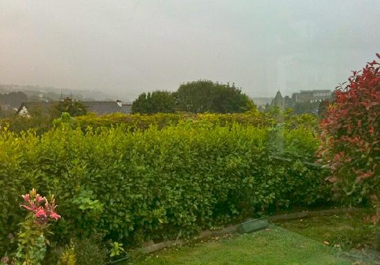Ashgrove B&B: View of Kinsale from breakfast room