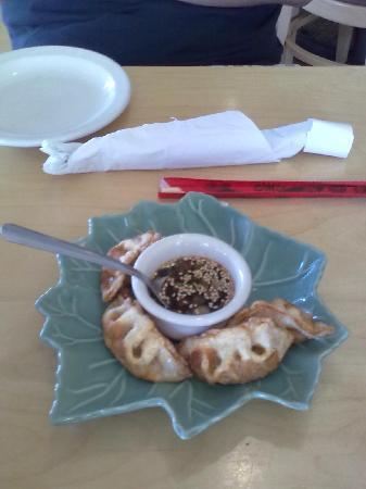 Penny's Noodle Shop: Japanese Dumplings