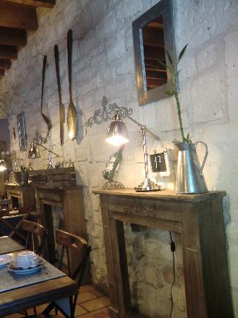 L'oustaloun : restaurant