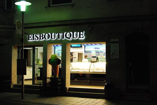 Eisboutique Zirndorf