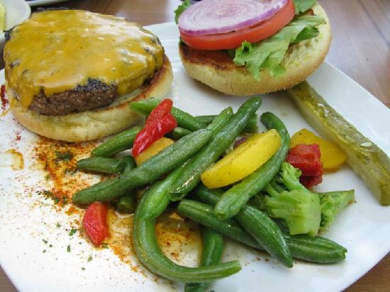 Glidewells: burger