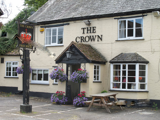 The crown at gawcott