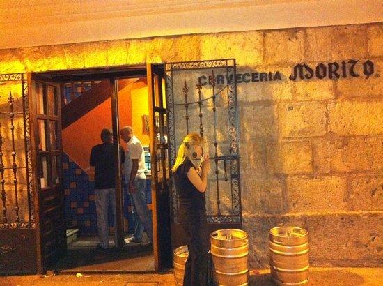 imagen Cerveceria Morito en Burgos