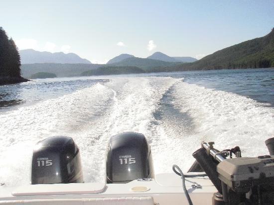 Sonora Resort: going fishing!