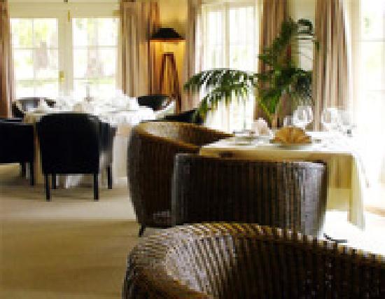 Hans Herzog Estate: The Dining room at Herzog