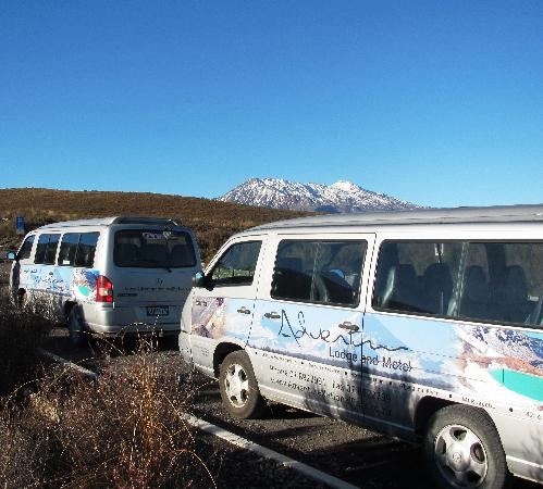 Adventure Lodge & Motel: Tongariro Track Transport
