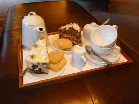 The Dairy Private Hotel: Afternoon Tea