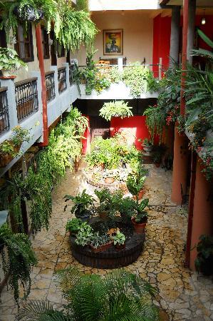 Hotel Camino Maya: inside the hotel
