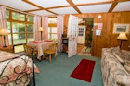 "Sky Valley Motel & Cottages: Apartment ""C"", perfect for two people, no kids in this unit please"