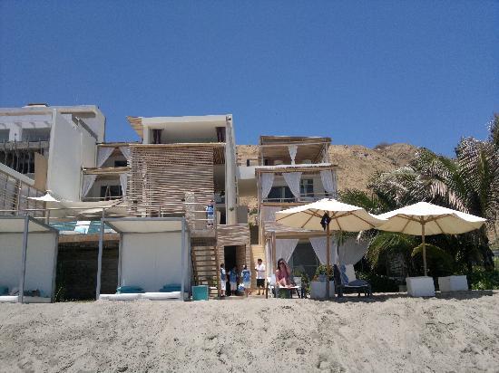 DCO Suites, Lounge & Spa: La struttura